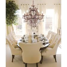 crystorama 4435 gd cl mwp maria theresa gold 6 light chandelier littman bros lighting