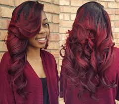 Sew In Hairstyles Long Hair 12 Sew In Hairstyles That Will Make You Look Completely Gorgeous