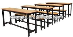 school table and chairs. Laminated Top Metal Frame Double Student School Desk And Chair Set,school Table For Sale Chairs
