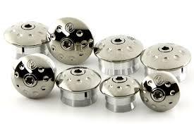 MOTOCORSE: Patented Design Titanium <b>Frame Plug</b> Set for ...