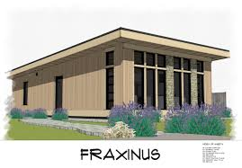 free small house plans. Fraxinus Is A Shed Roof Style Modern Small House Plan Featuring 800 Square Feet Of Single Free Plans N