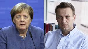 Russian opposition figure Alexey Navalny confirms Angela Merkel visited him  in Berlin hospital, expresses gratitude to Chancellor | TheTop10News |  Breaking world news, photos & videos.