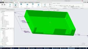 Slot Tolerance Chart Ptc Creo Pmi Part 5 How To Add Tolerances To Slots And Annotate Features In Creo