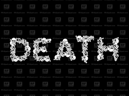 Image result for to death word