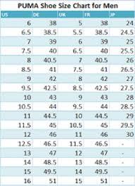 Puma Shoe Size Chart Men Hot Wheels X Puma Rs X Black
