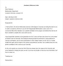 Free Reference Letter Templates 24 Free Word Pdf