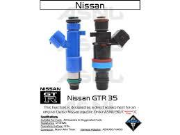 Nissan Injector Colour Chart 1050cc 14 Hole Asnu Nissan Gtr R35 Injector Set