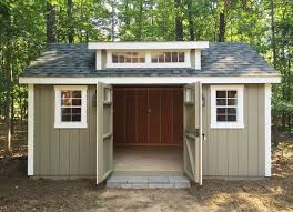 storage shed office. Shed Plans Our New Amish-built Storage Promises To Solve Garage Disorganization And Backyard Landscaping Issues While Creating Great W\u2026 Office