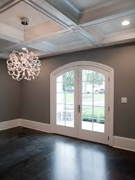 dark grey paint colorDark Gray Paint Colors  Transitional  dining room  Muralo Paint