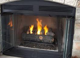 emberglow savannah oak 18 in vent free propane gas