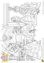Coloriage Barbie Apprentie Princesse 26 Sur Hugolescargot Com