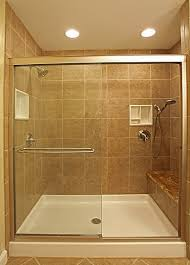 simple shower design. Shower Design Ideas Small Bathroom Cool Ceramic Brown Simple Phenomenal Tiles Stainless Steel
