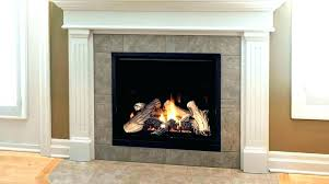 vent free gas fireplace logs insert cost log vented installation ventless inserts ga
