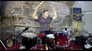 Drums are a hardcore instrument