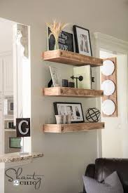 Best Place To Buy Floating Shelves DIY Floating Shelves 33