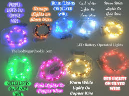Wire Lights Bedroom Blue Battery Fairy Lights Led Battery Operated Rustic Wedding Lights Bedroom Lights