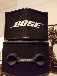 bose pa. bose 800 802 402 vintage pa speakers bose pa