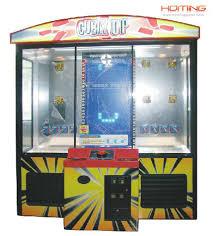 Stacker Vending Machine Stunning Luxury Pile Up Prize Game MachinePrize Vending Machinepile Up