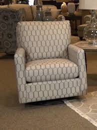 Bassett Accent Chairs Trent Swivel Glider Great American Home