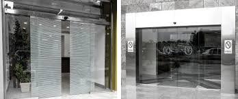 sliding door glass exterior indoor