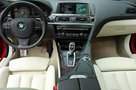 bmw 2014 6 series gran coupe. plastic surfaces inside the 6series gran coupe are few and far between bmw 2014 6 series d