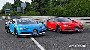 Microsoft and partners may be compensated if you purchase something through recommended links in this article. Forza 7 Drag Race Bugatti Chiron Sport Vs Bugatti Chiron Youtube