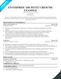 Architecture Resume Samples – Penza-Poisk