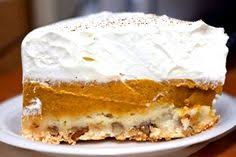 pumpkin crunch delite a recipe you will see versions of over and over again this pumpkin crunch delite is a wele addition to every pot luck and it never