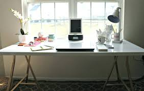 classy office supplies. Classy Office Supplies Lighter Table Top And Lerberg Trestle Legs: Full Size S