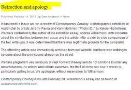 cowboy photo essay stolen canadian fast forward magazine admits  cowboy photo exhibition essay stolen canadian fast forward magazine admits plagiarism unpublishes art review