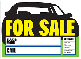 sale signs printable free printable custom signs vehicle for sale signs fieldstation