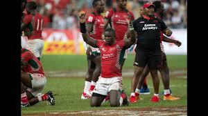 HIGHLIGHTS! Kenya stun Fiji to win Singapore Sevens! - YouTube