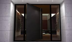 Front Doors Amazing Pivot Front Door Design Pivot Front Door - Exterior pivot door