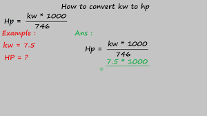 Skillful Horsepower Conversion Chart How Do You Convert Cc