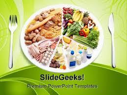 Powerpoint Templates Food Balance Diet Food Powerpoint Templates And Powerpoint Backgrounds