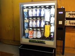 Scrub Vending Machine Delectable Projects Carried Out PPE Machines Safety Industrial Vending