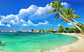 HD Beach Desktop Wallpapers - Top Free ...