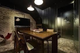 interior decoration of office. Wo Jie Interior Decoration - Retro Office (14) Interior Decoration Of Office T