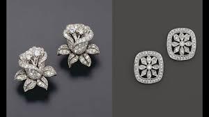 Small Diamond Tops Designs Latest Diamond Earring Designs Diamond Ear Studs Designs Small Stud Earrings