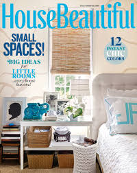 July/August 2015 House Beautiful - Shopping Resources