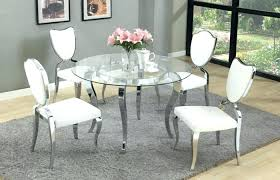 dining table round glass top amazing circle appealing tables captivating lates dining table