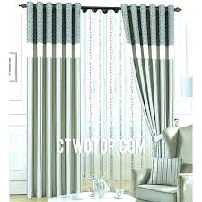 ticking stripe curtains gray striped shower curtain red ruffled black almond st farmhouse