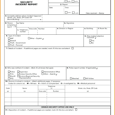 To It Security Incident Report Template Management Response