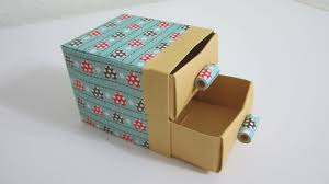 How To Make Drawers Tutorial How To Make Cute Practical Boxes Shelf With Drawers
