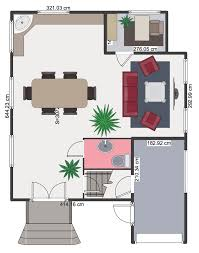 drawing furniture plans. How To Create A Floor Plan Using ConceptDraw PRO Drawing Furniture Plans T