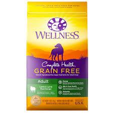 Complete Health Grain Free Lamb Lamb Meal Wellness Pet Food