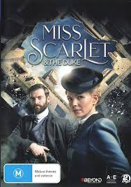 Amazon.com: Miss Scarlet and the Duke ...