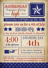 Fourth Of July Invitation Kadil Carpentersdaughter Co