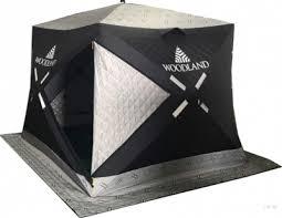 <b>Зимняя Палатка КУБ WOODLAND</b> Ultra Comfort 230х230х205 см ...