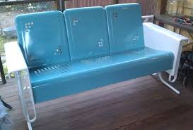 retro metal outdoor furniture.  Furniture Metal Outdoor Furniture Vintage Fabulous Retro Patio With  Gliders  Inside Retro Metal Outdoor Furniture U